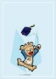 Graduation Teddy Bear Gift Card #23