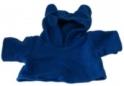 Blue Hoodie with Ears