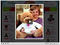 How to personalized teddy bear gifts